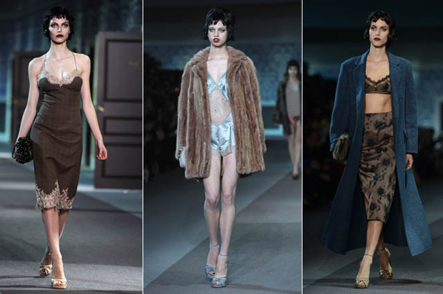 Autumn//Winter Trends: Negligees & Lingerie