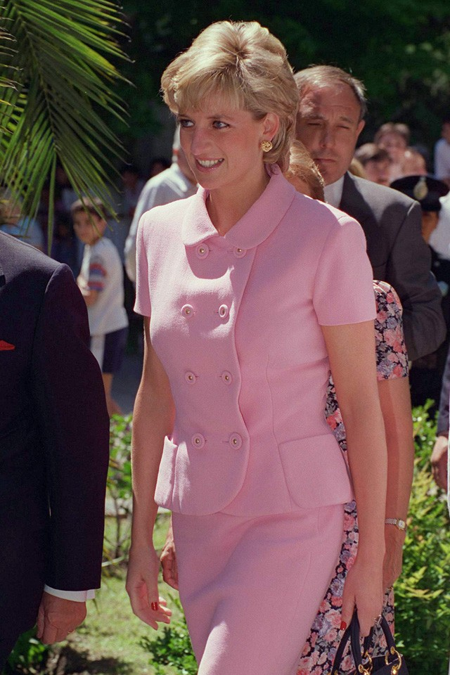 Princess Diana In Argentina This Picture