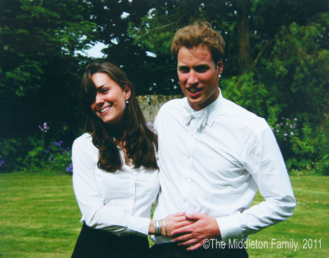 kate middleton switched unis to get close to prince william