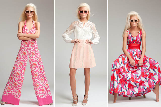 Alice By Temperley Spring/Summer 2014 Collection