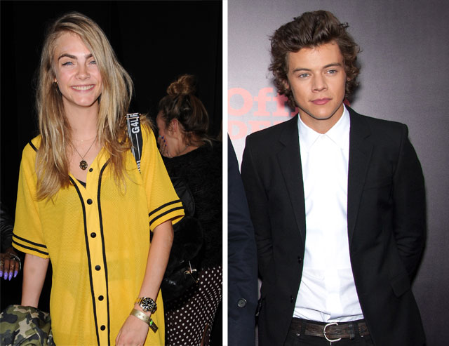 cara delevingne and harry styles are dating