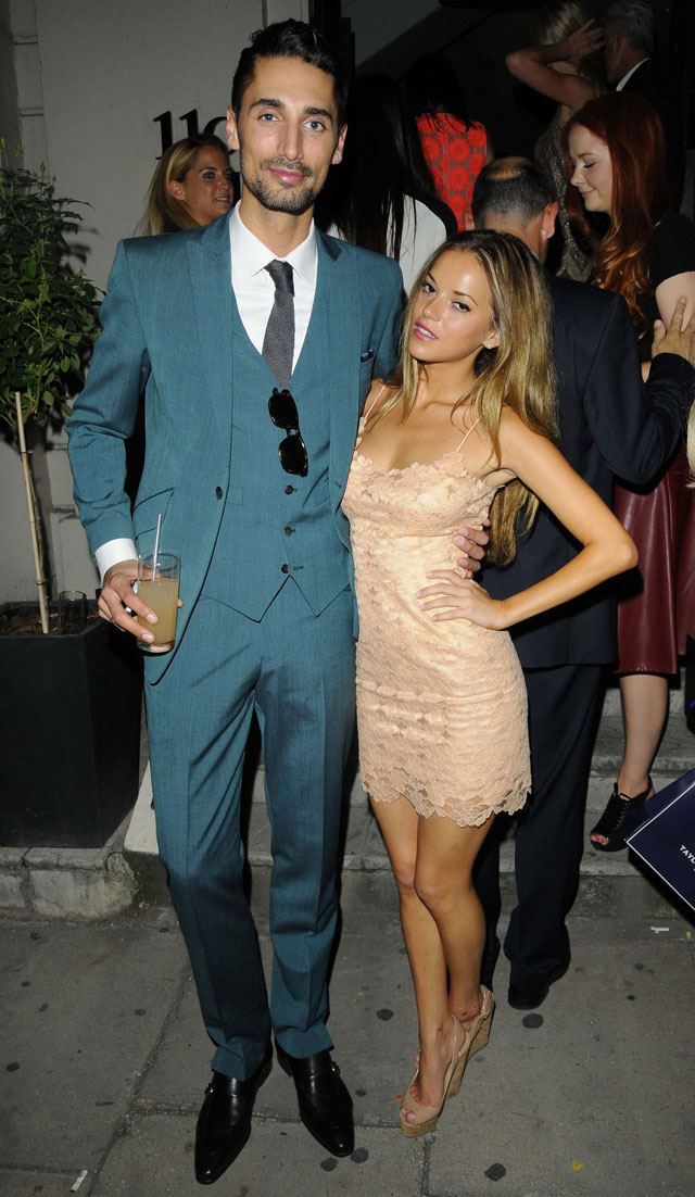 hugo taylor and natalie joel set to return to made in chelsea