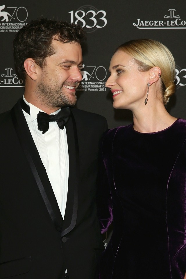 'Should I slap him?' Diane Kruger Talks 'Disastrous' First Date With Joshua Jackson