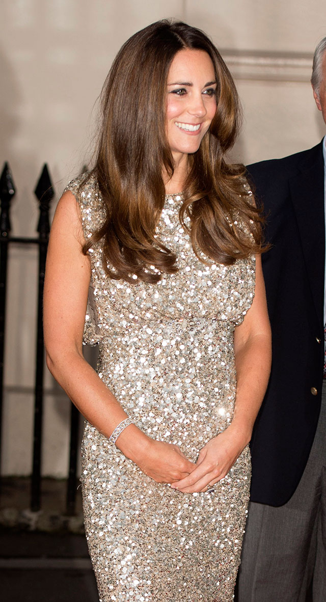 Kate Middleton Tops Poll For Best Celebrity Body