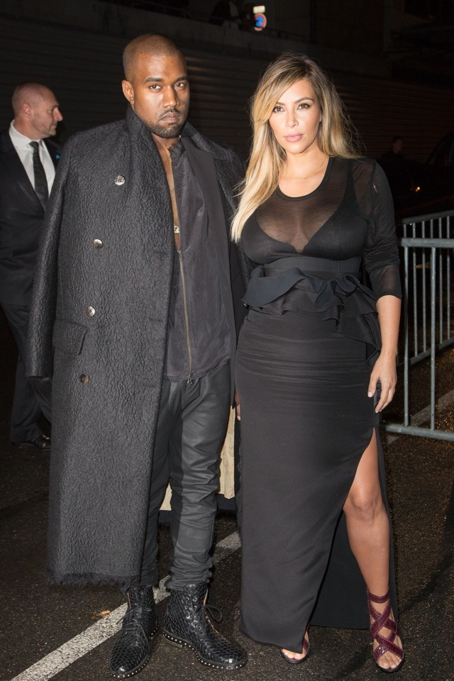 Comeback Queen! Kim Kardashian Makes Glamorous Return To Limelight At Paris Fashion Week With Kanye