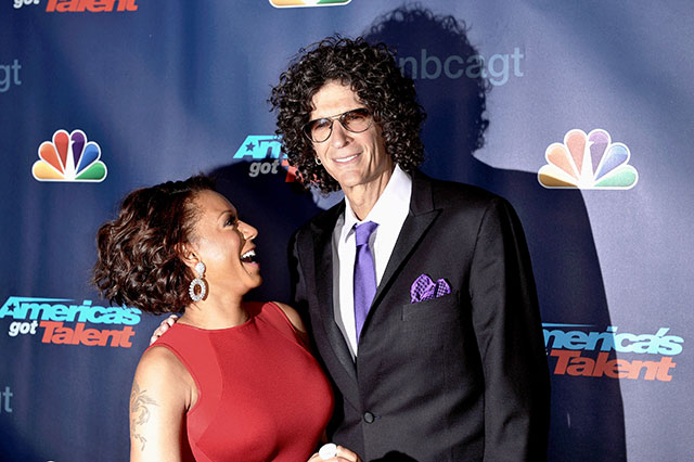 mel b storms out of howard stern interview
