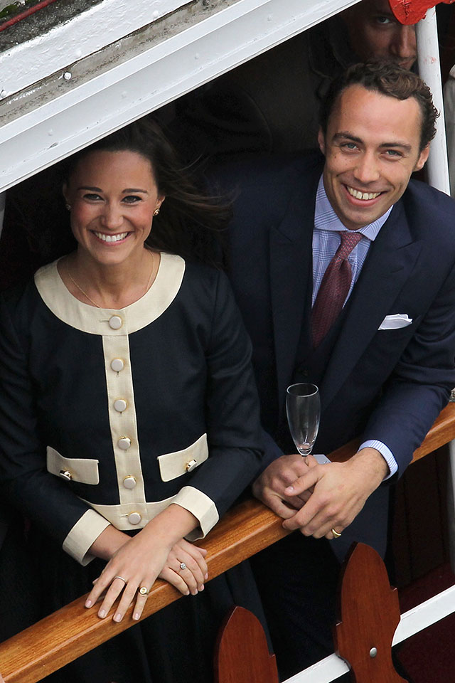 Pippa Middleton Suspicious Of Donna Air's Motives For Dating Brother James Middleton