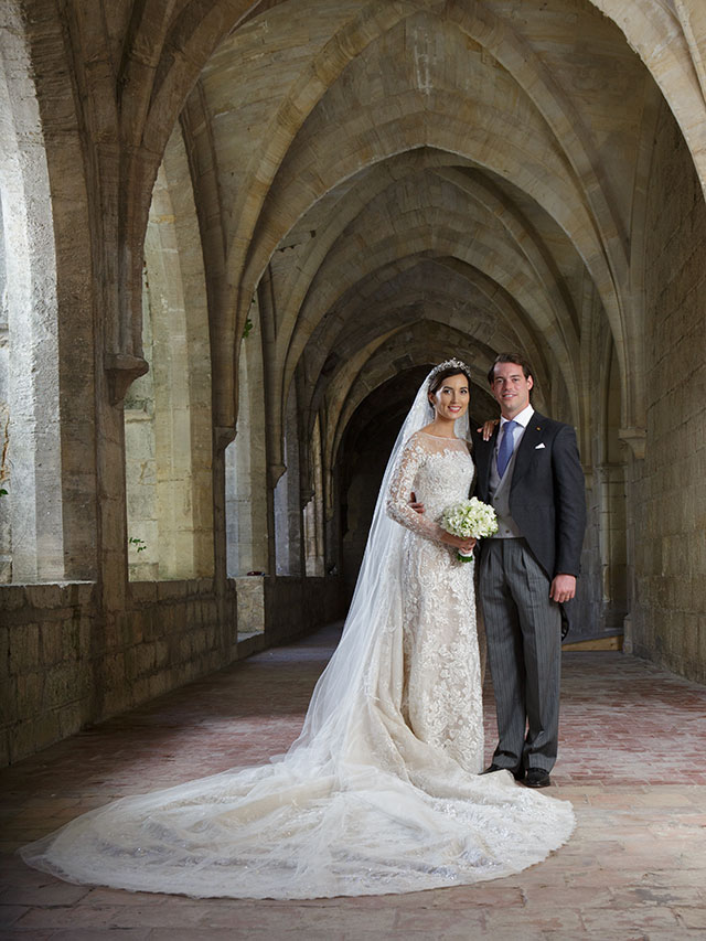prince felix of luxemboury and Claire Lademacher marry