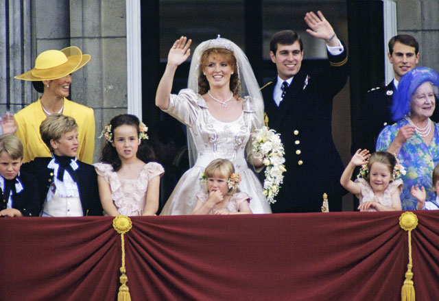 Sarah Ferguson On Prince Andrew: 'He's Still My Handsome Prince'