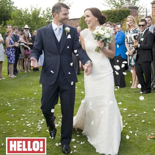 Victoria Pendleton Marries Former Team GB Coach Scott Gardner