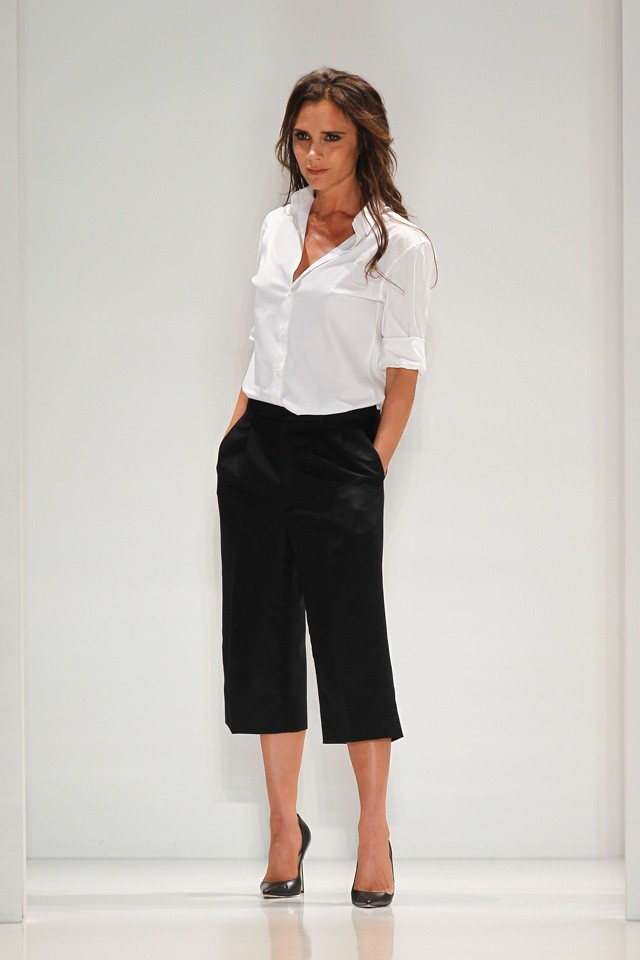 New York Fashion Week Spring/Summer 2014: Victoria Beckham