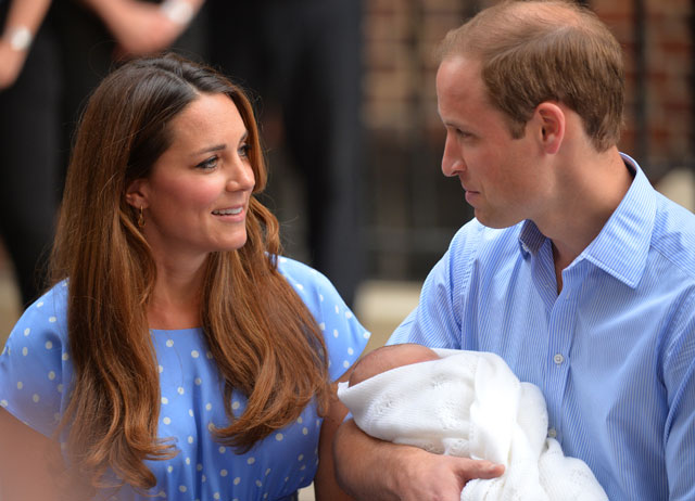 Prince George's Christening: The Girls Rumoured To Be His Godmothers