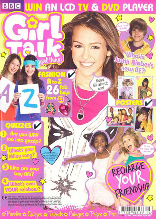Five Things We Miss About Tween Magazines