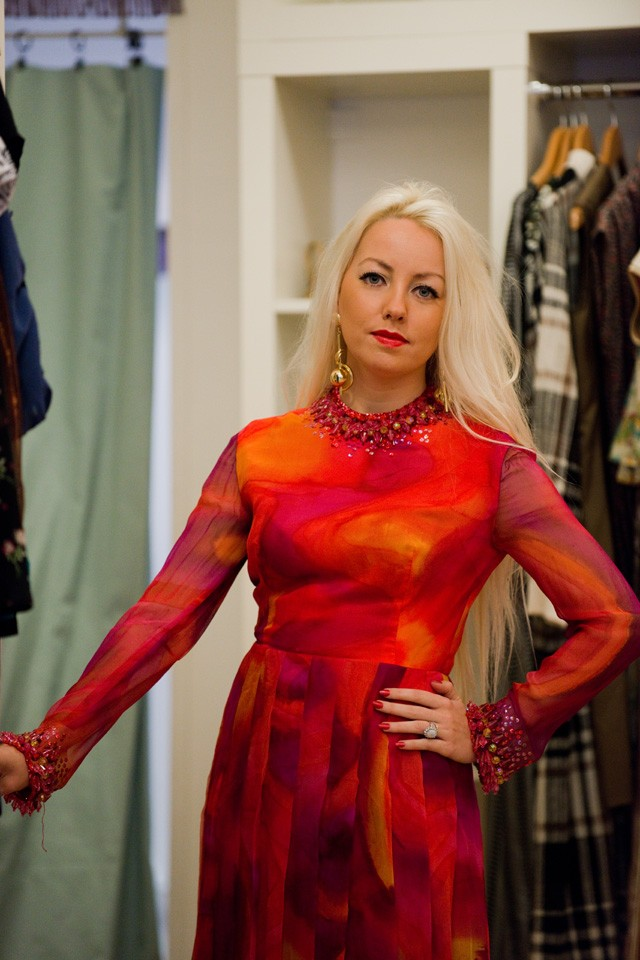 My Vintage Wardrobe: Gillian Chalmers, Owner Of Parma Vintage