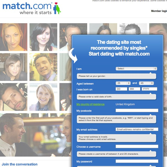 when online dating started Sending more than three [insert online dating service here] 15 rookie mistakes people make when they start dating is cataloged in dating.