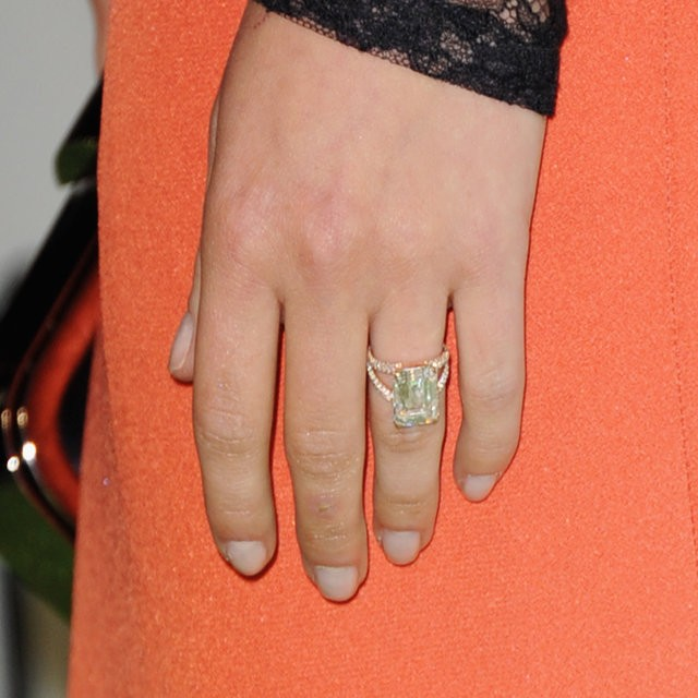 Hayden Panettiere Reveals She Designed Her Own Engagement Ring