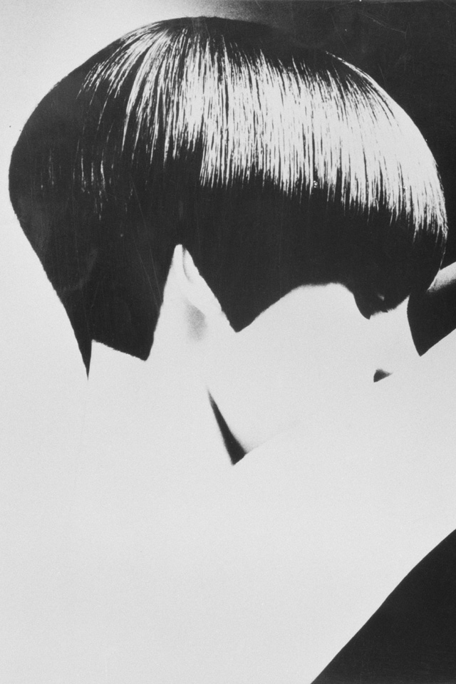 How Vidal Sassoon Defined Sixties Hair