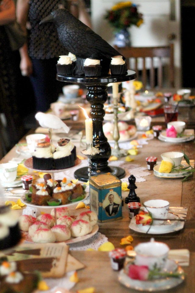 How to do host an afternoon tea in XX easy steps
