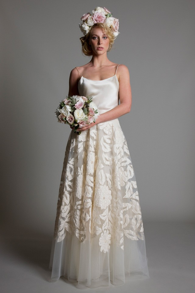 Vintage Wedding Dresses Five Dock : Five vintage wedding dress boutiques bursting with original