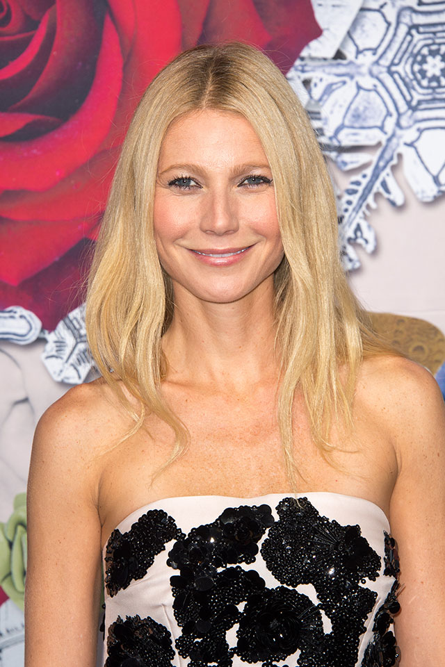 Gwyneth Paltrow Told To 'Put On Weight' To Improve Her Image