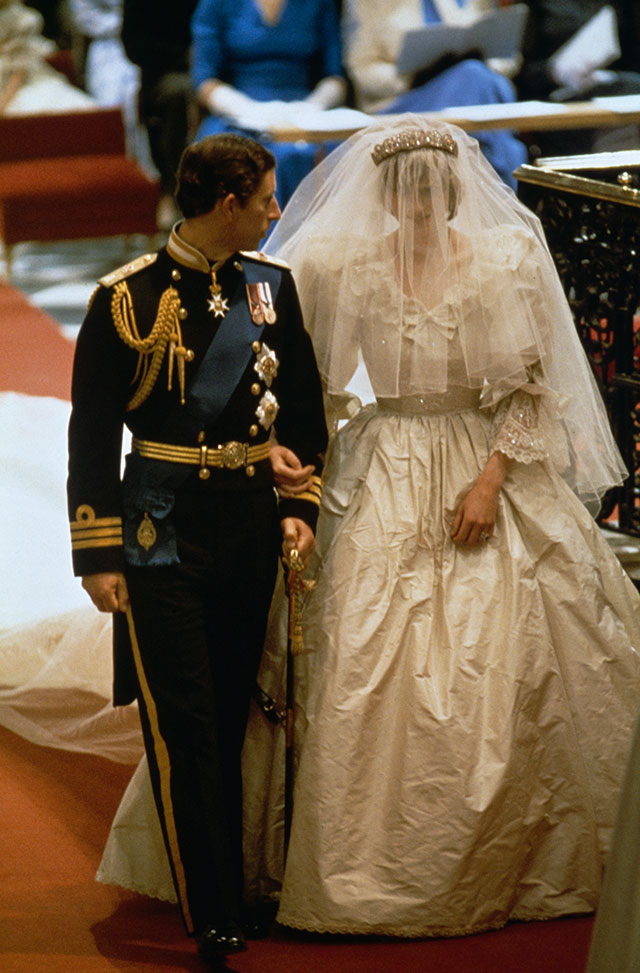 Princess Diana's Wedding Dress Designer Confirmed For Im A Celebrity