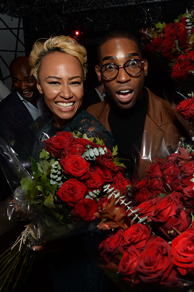 Emile Sande Serenades Tinie Tempah And Paloma Faith Dances On The Sofa At Album Launch Party