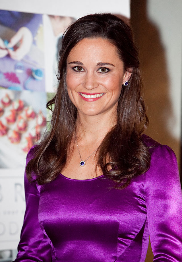 Pippa Middleton Can Bake! Duchess Of Cambrige's Sister Shares Her Favourite Winter Recipe