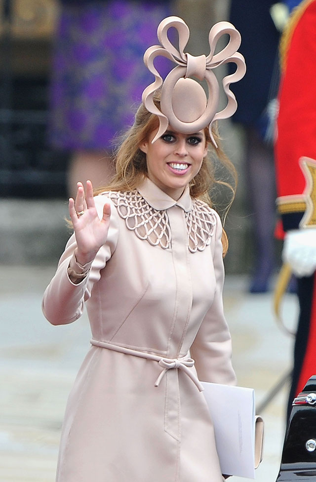Princess Beatrice's Royal Wedding Hat - Designer Philip Treacy Is Still Defending It