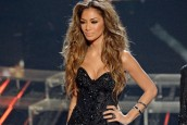 Sheer And Sexy: Nicole Scherzinger Pulls Out ALL The Stops For X Factor Semi-Finals Results Show