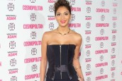 Nicole Scherzinger Wows In Flares At Cosmopolitan Women Of The Year Awards