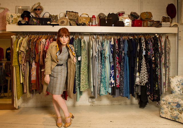 Vintage clothing store near me
