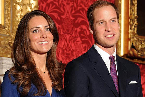 Kate Middleton quits her job to focus on planning her wedding to Prince William.