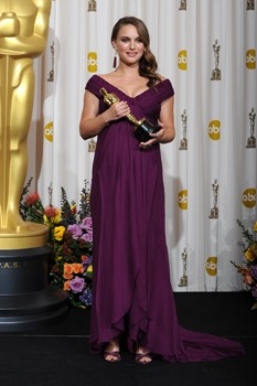 Will Natalie Portman, winner for Best Actress, succumb to the Oscar Curse?