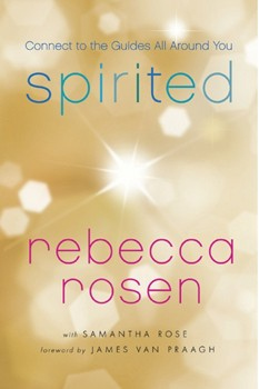 Become more psychic: Psychic Rebecca Rosen, author of 