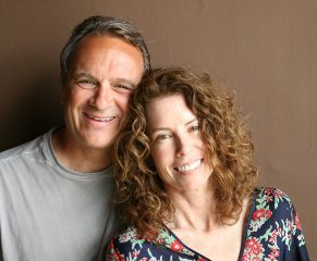Robert Baer and Dayna Baer, authors of