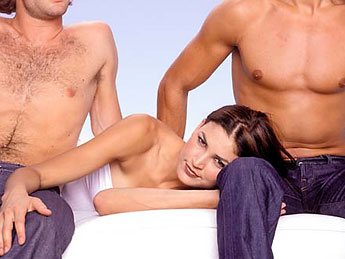 men women open marriage picture