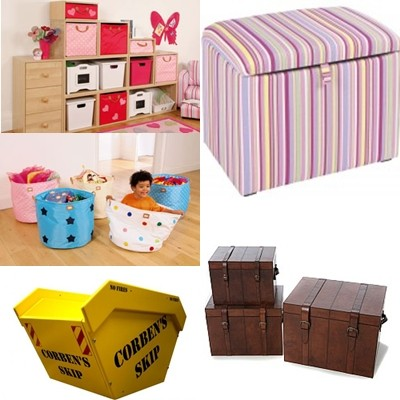 Six Storage Solutions For Children 39 S Games And Toys