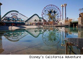 Disneyland los angeles vs disneyland paris for How much to park at lax