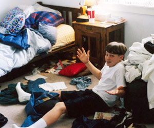 It Stages Messy Teen Rooms 90