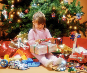 Should I Give Christmas Presents To My Children?
