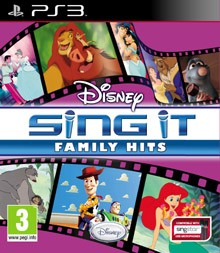 Disney Sing It Family Hits review
