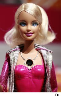 Barbie video girl doll