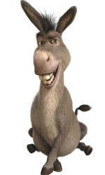 Donkey in Shrek
