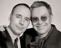 Elton John & David Furnish, baby boy Zachary