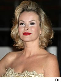 Amanda Holden six months pregnant Amanda Holden has announced she is SIX ...