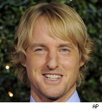 Owen Wilson is a father to baby Ford