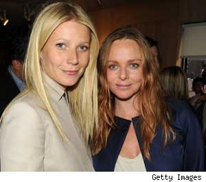 Super mums Gwyneth Paltrow and Stella McCartney