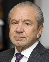 Lord Sugar, Alan Sugar