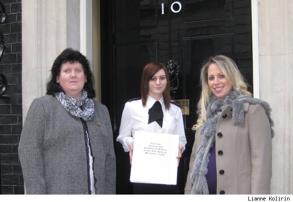 Downing Street petition, Collette Murphy, Jo Hart