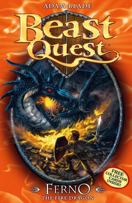 Beast Quest � Ferno the Fire Dragon